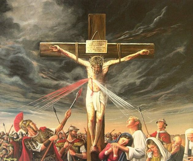 Catholic News World : Today's Mass Readings and Video : Mon. September 14, 2015 - Exaltation of the Cross