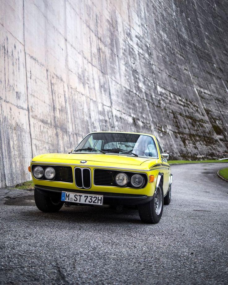 Was war der außergewöhnlichste Ort, den Sie jemals mit einem #BMW besucht haben? # 3.0 #CSL # E9 #BMWClassic
