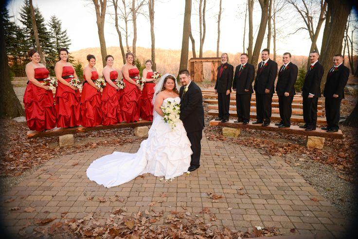 29 Best Wedding At Seven Springs Images On Pinterest