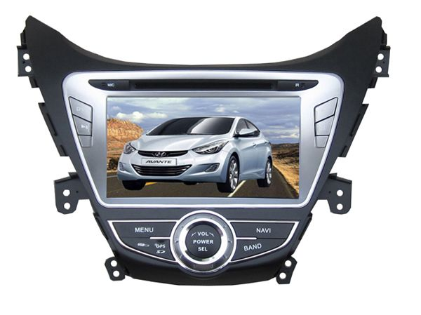 Android 6.0 16GB ROM quad core PX3 android car dvd fit for hyundai elantra 2011 2012 2013 bluetooth radio gps wifi dvr map 3G