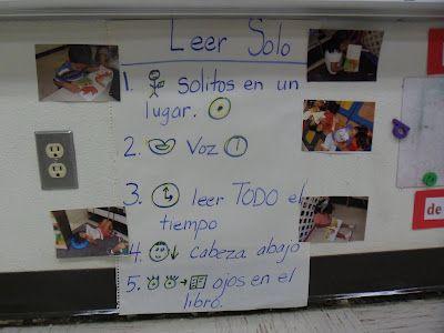 I Teach Dual Language: Daily Five & Dual Language