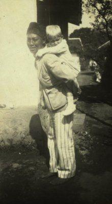 Djongos Madja en Sinjo. 1920-1940