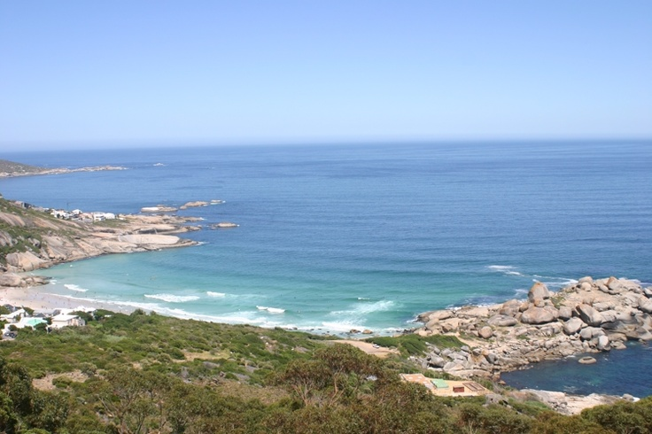 Lovely Llundudno Beach - on the Atlantic seaboard of the Cape Peninsula