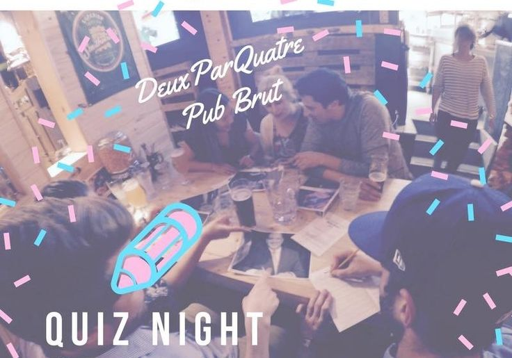 Quiz night | Quoi faire à Rouyn-Noranda | CLD de Rouyn-Noranda Tourisme