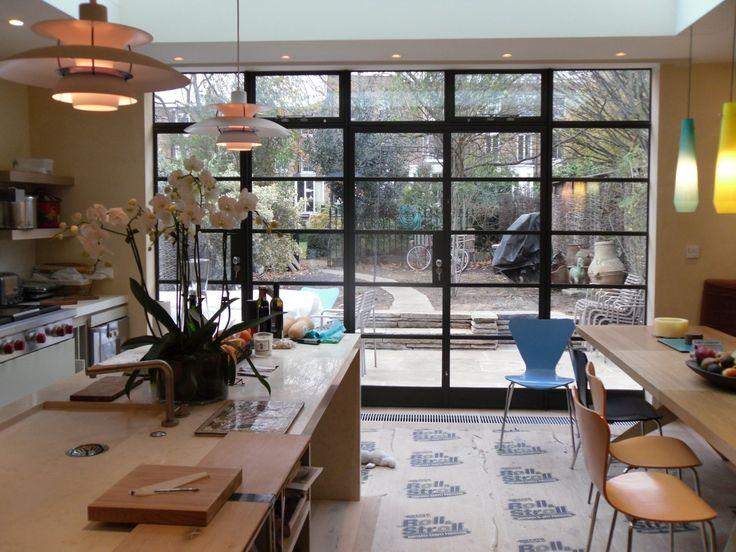 Kitchen anatomy layouts ideas notting hill kitchen design for Kitchen ideas westbourne grove