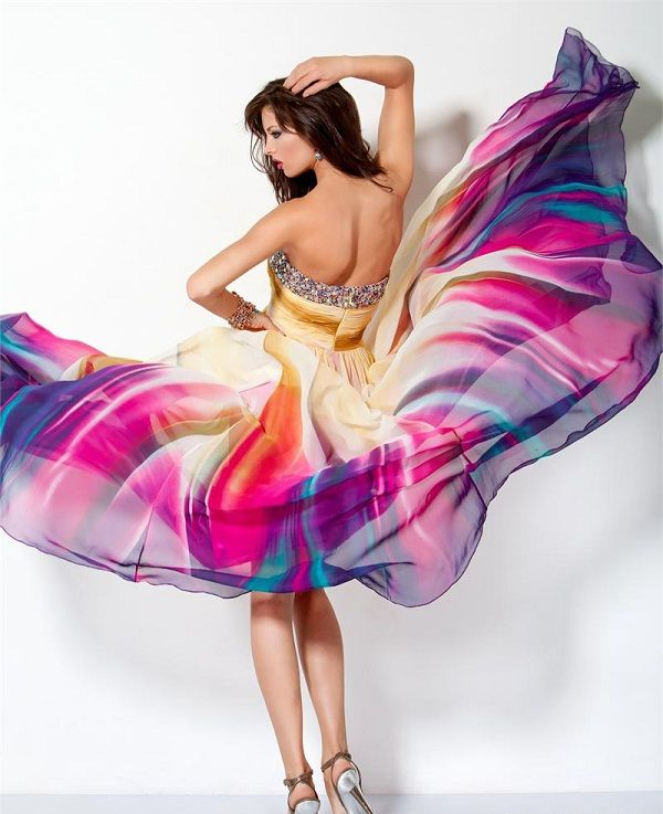 DCJ3006b evening dress PRINTS... Rock them or Ditch them?