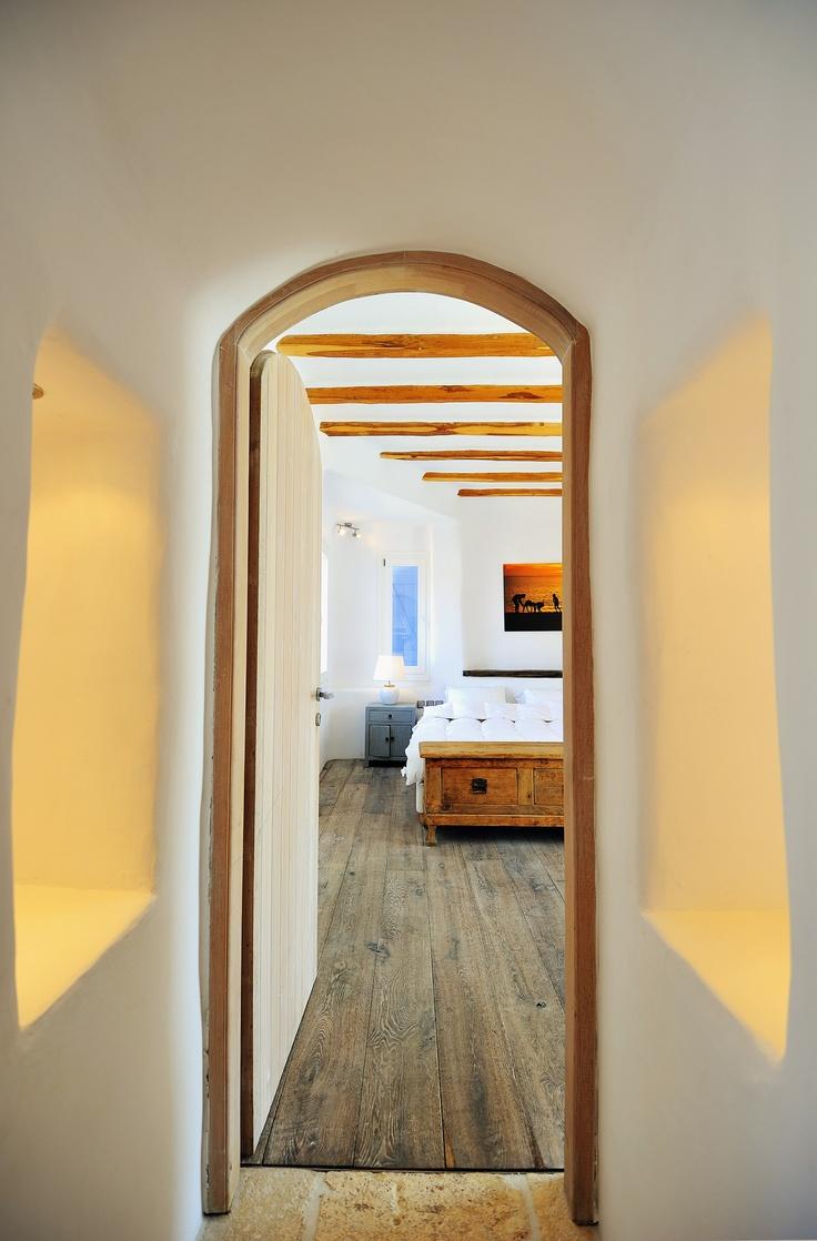 Enter a world of luxury at Villa Aesara in Mykonos, Greece