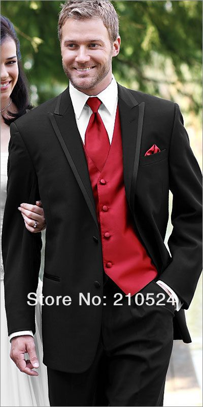 The 25  best Black suit red tie ideas on Pinterest | Red ties ...