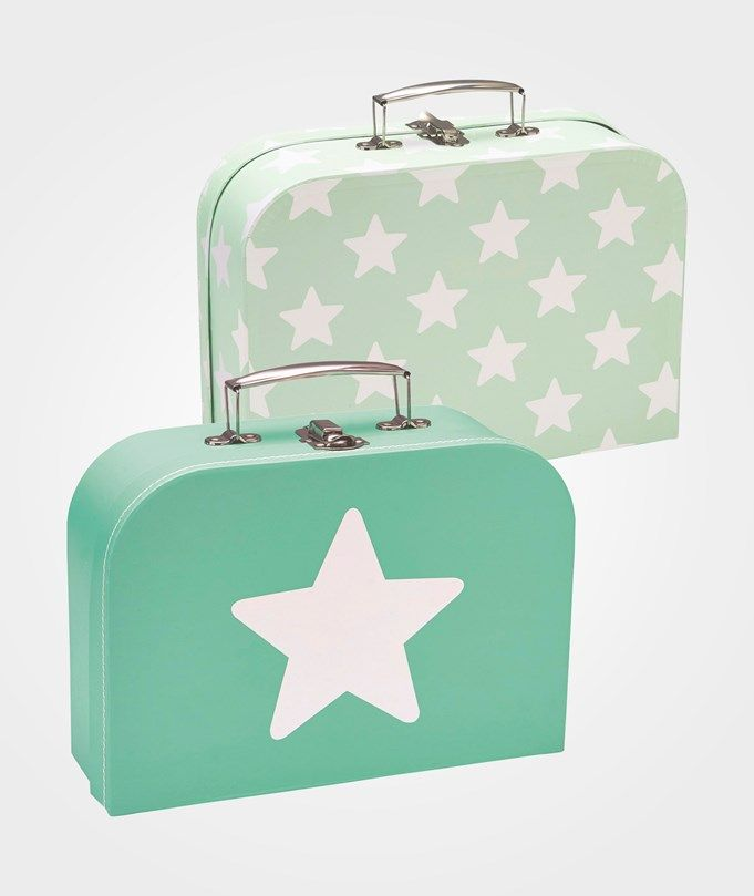 Set 2 Suitcases Mint