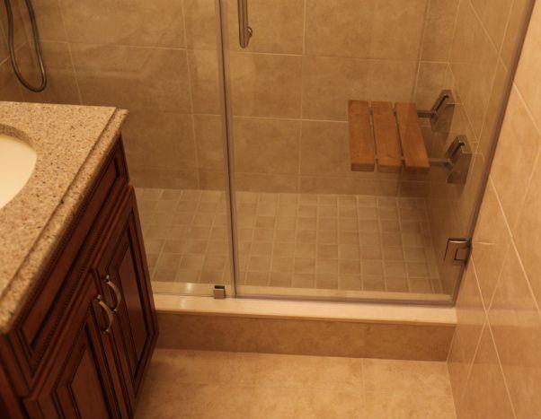 tub an shower conversion ideas tub to shower bathroom designs decorating ideas