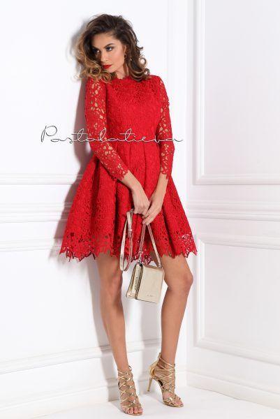 #reddress #red #gold #postolatieva #shop #fashion #elegantdress