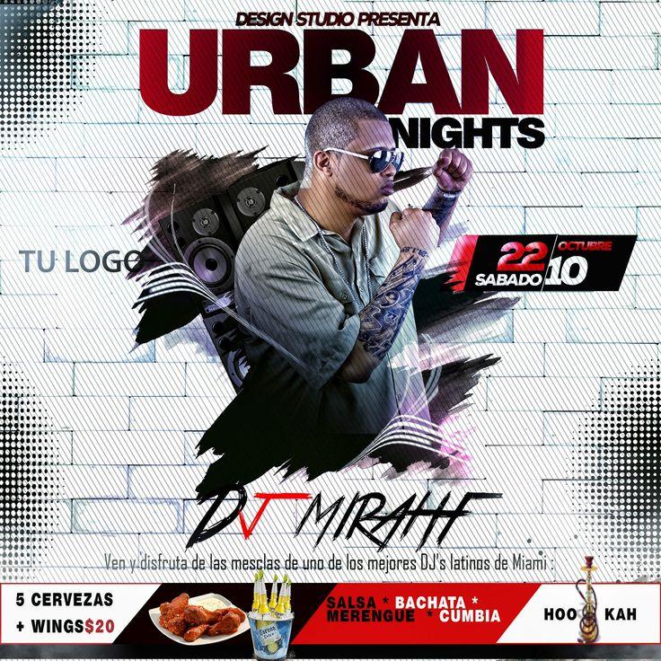 DJ UrbanoEste fin de semana se convertira en El Más Increíble de la temporada…