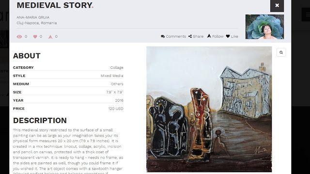 (un)intentional contemporary art in Transylvania: Artblr profile Ana-Maria Gruia