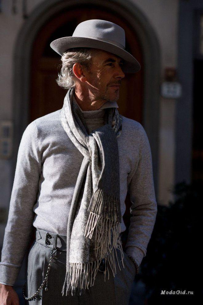 Уличная мода: Уличный стиль выставки мужской моды PITTI UOMO во Флоренции, осень-зима 2017-2018