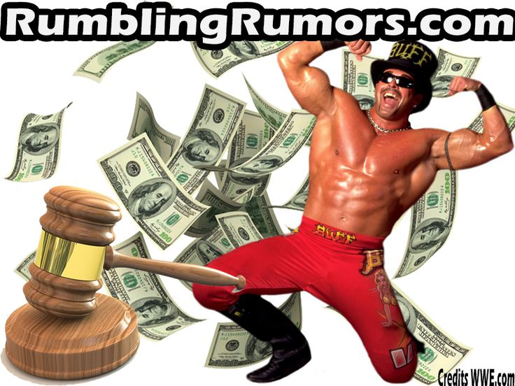 Buff Bagwell Files Lawsuit against WWE. | RumblingRumors.com