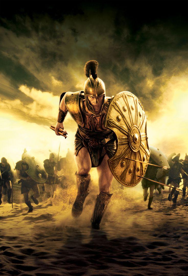 Aquiles - Troya