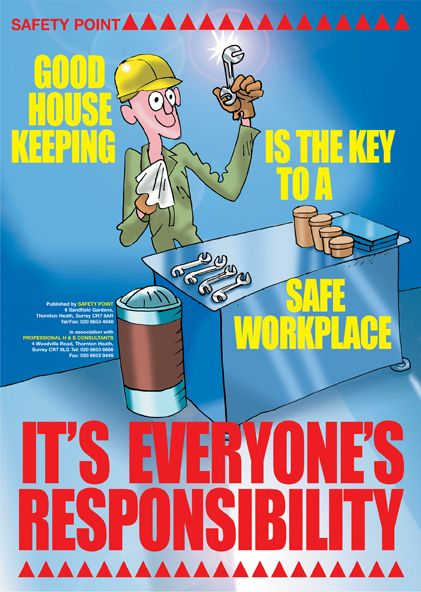 safety posters for the workplace | Stan's Safety Posters                                                                                                                                                                                 More