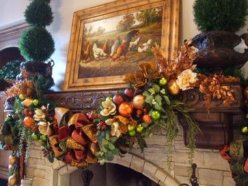 tuscan christmas decorating ideas | Spanish Christmas Design Ideas, Pictures, Remodel, and Decor