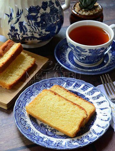 english pound cake