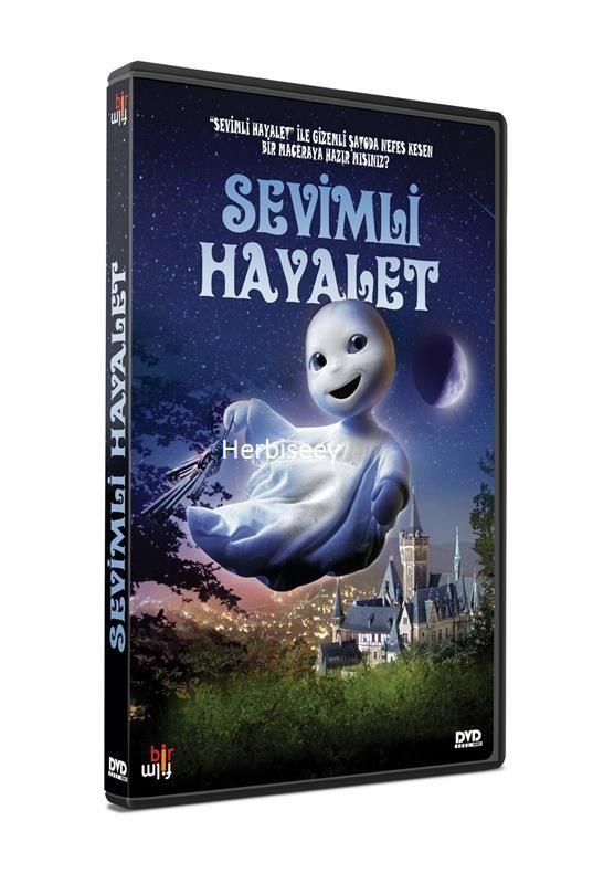 DVD SEVİMLİ HAYALET - THE LİTTLE GHOST 19,79 TL ( KDV Dahil )