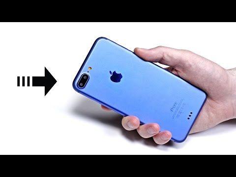 Video: BeSound bastelt Deep Blue iPhone 7 Plus-Mockup - https://apfeleimer.de/2016/08/video-besound-bastelt-deepblue-iphone-7-plus-mockup - BeSound, ein chinesischer Audiotechnikhersteller hat einen Prototyp eines iPhone 7 Plus gebastelt um mit diesem seine neuen Lightning Kopfhörer promoten zu können. Netterweise haben diese einen der Prototypen ohne technisches Innenleben an den Videoblogger von UnboxTherapy geschickt, der Euch d...