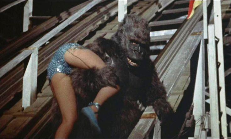gorilla at large 1954