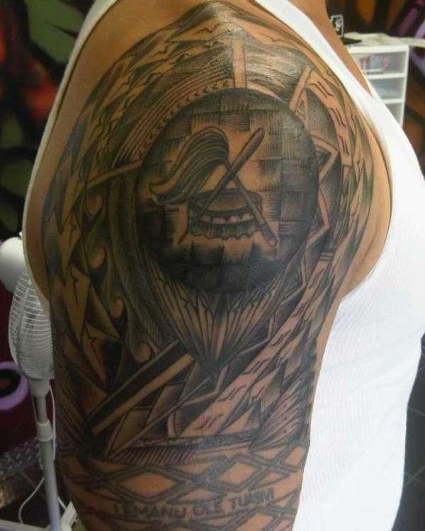 Weight Of The World On Your Shoulders Tattoo 56813 Loadtve