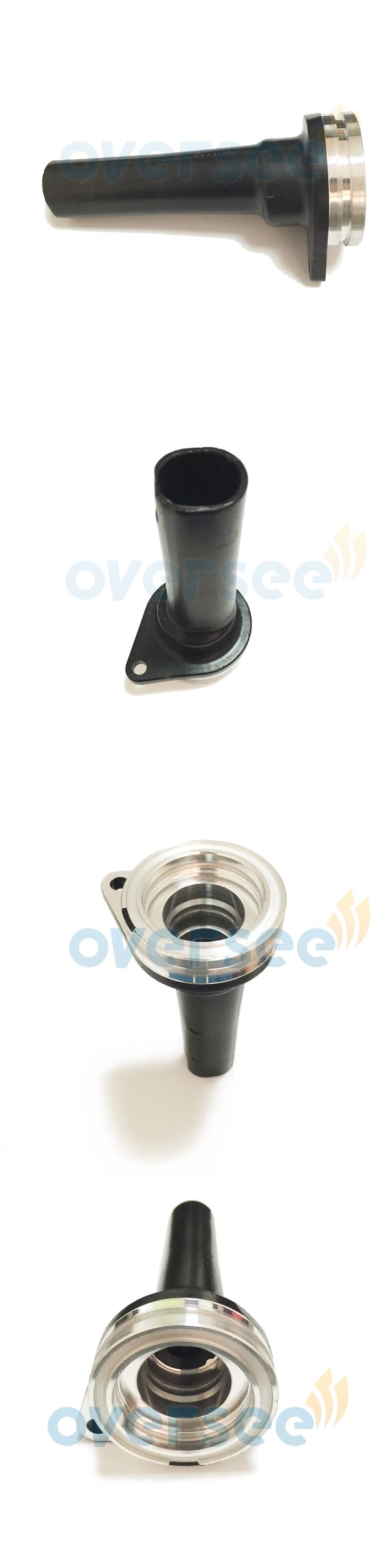 OVERSEE 6B4-15396-00-CA Housing,Oil Seal Housing For Yamaha 15HP Outboart Engine Motor Parts 15C 6B4-15396