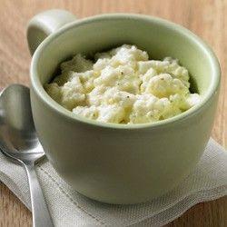 Beat egg whites, microwave 30 seconds, stir, microwave 30 seconds, stir, add cheese, microwave 30 seconds