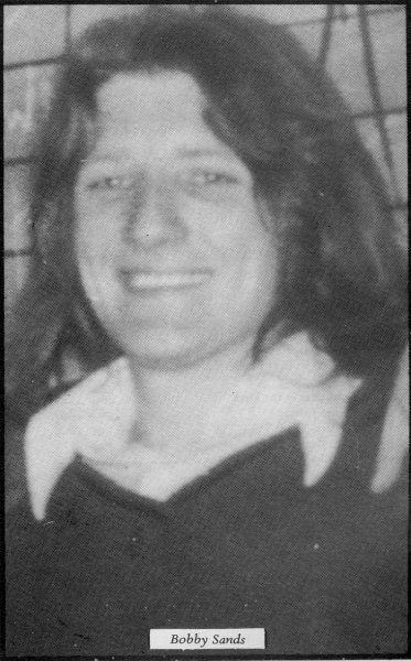 March 1 – Bobby Sands, a Provisional Irish Republican Army member, begins a hunger strike for political status in Long Kesh prison (he dies May 5, the first of 10 men).