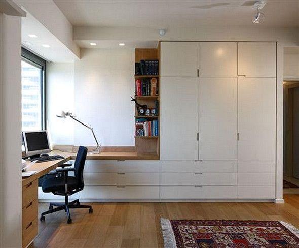 Einzigartige und komfortable Bürodesign-Ideen – Baustil Ideen