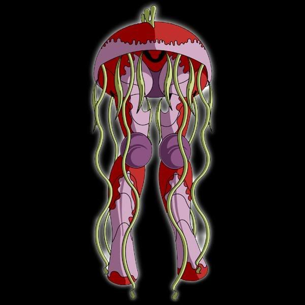 Medusa (Caballero Fantasma)