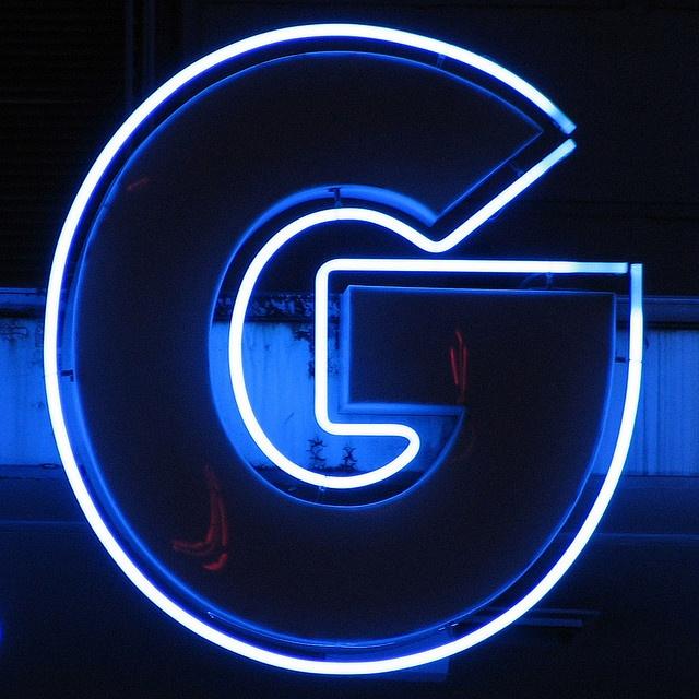 letter g for my gianna type pinterest glow