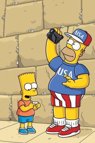Best 80 The Simpsons Wallpaper Ideas On Pinterest