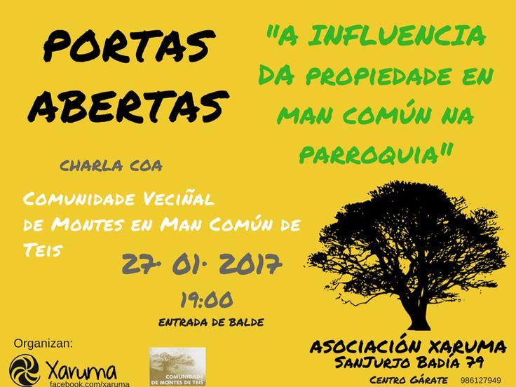 Máis información en: http://www.xaruma.org/evento/295_eventosxaruma.html