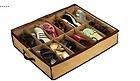 Shoe Storage Box Organiser