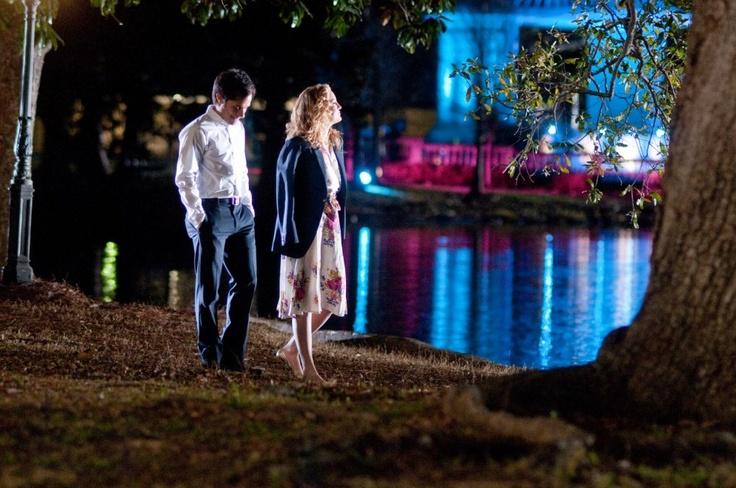 """""""Di che cosa hai paura""""  """"Che questa serata finisca senza che tu mi abbia baciata"""""""