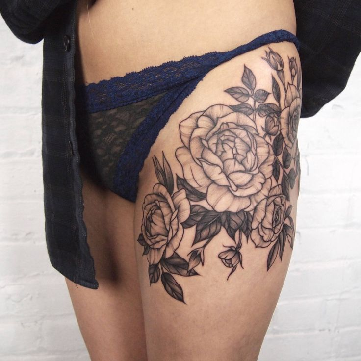 25 beautiful thigh piece tattoos ideas on pinterest thigh piece thigh tattoos and arm tattoo. Black Bedroom Furniture Sets. Home Design Ideas