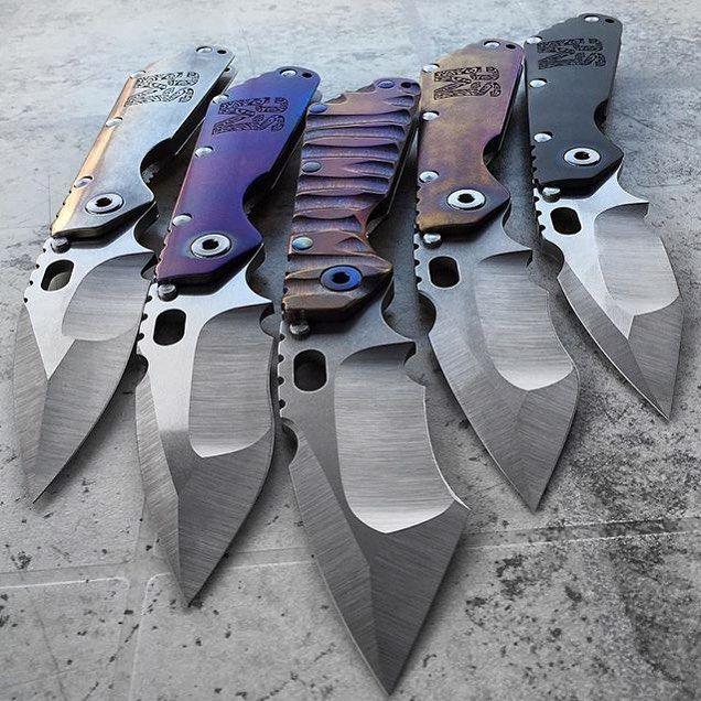 SnG XL. Maker - @mickstrider Owner/photo - @apostolos_75 #grailknives…                                                                                                                                                                                 Mais