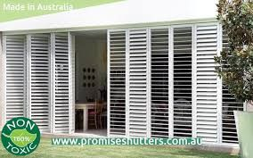 Image result for out door plantation shutters