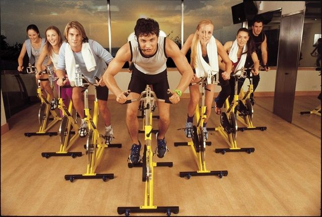 Los Beneficios Del Spinning Biking Workout Spinning Workout Stationary Bikes