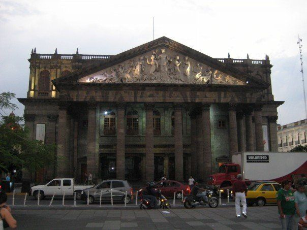 Teatro Degollado Guadalajara