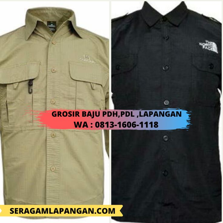 Jual Grosir Pakaian Dinas Lapangan ke Barito Utara, HP/WA