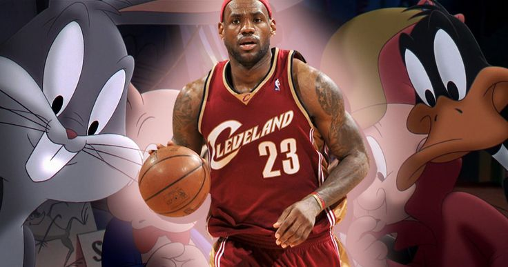 'Space Jam 2' Will Bring Great Things Teases LeBron James -- LeBron James lets it be know that he definitely wants to make 'Space Jam 2', and that he's missing Bugs and Daffy. -- http://movieweb.com/space-jam-2-lebron-james-details/