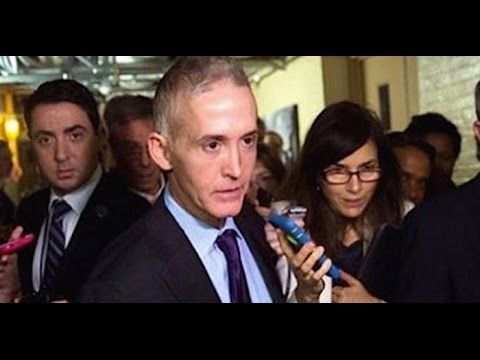 OBAMA 'is FUMING' at Trey Gowdy's New Role In Trump's White House  Intel...