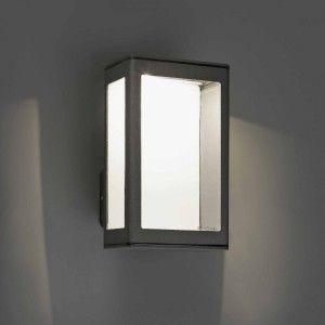 Faro - Applique extérieure Mare LED gris foncé - 95€