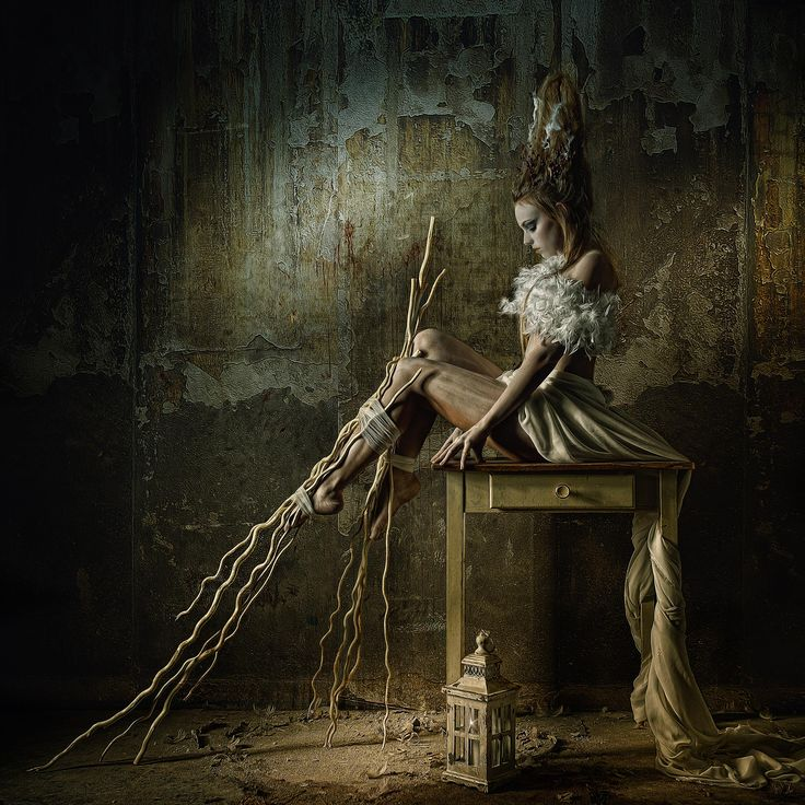 Stefan Gesell is a Munich-based photographer who composes breathtaking images that shock and seduce the imagination. Mixing dark fantasy imagery with industrialism and science fiction, Gesell uses his experience as a former graphic designer to tell elaborate stories using the lens. Dark, confident, and even tortured figures confront the viewer with tremendous strength, each seemingly...