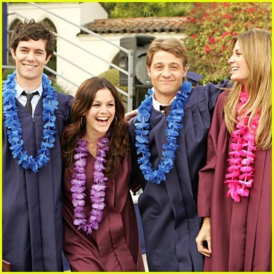 I'll just be crying watching the last episodes of the OC season 3 if you need me