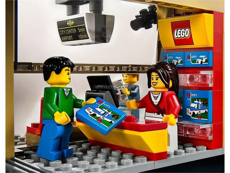 LEGO City - Bahnhof (60050)
