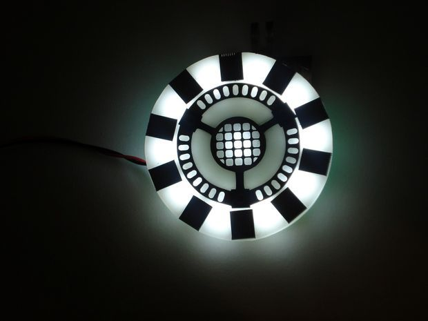 Picture of How to make an Iron Man Arc Reactor